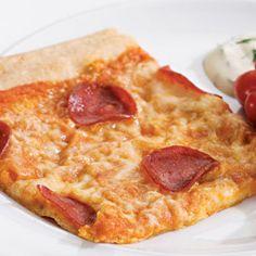 EatingWell%u2019s Pepperoni Pizza