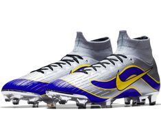 #football #soccer #futbol #nikefootball Nike Mercurial Superfly 360 Elite 1998 iD Football Boots