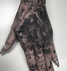 28 Best Lion Tattoo On Side Images In 2017 Animal Tattoos Design