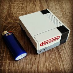 My Selfmade Gaming Box  #recalbox #retropie #raspberrypi #nintendo #nes #retro #gaming #zelda #marioland #supermario #supermariobros #geek #nerd