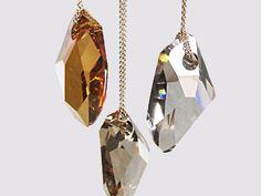 Galaxie by Objets d'Envy, handcrafted Swarovski crystal jewelry