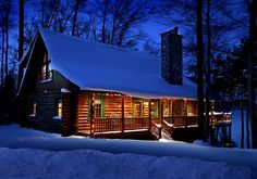 I want to do a ski vacation to place like this with my hubby!