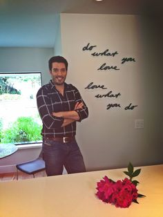 Jonathan Scott AND YOU DO IT WELL