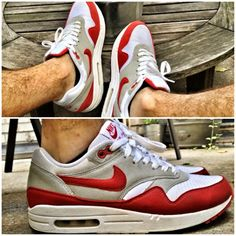 Nike Air Max 1 OG #nike #sneakers