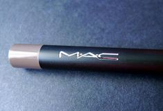 MAC Eyebrow Pencil in Taupe. Perfect colour for light coloured eyebrows without opting for brown or blonde