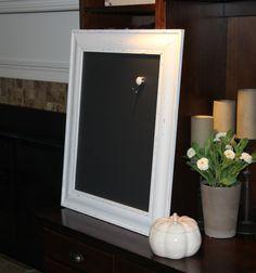 large magnetic vintage distressed white framed chalkboard 21 12 x 25 12 inches restauranthomewedding