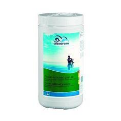 Prípravok Chemoform Floccer, 1 kg Coconut Oil, Jar, Jars, Glass