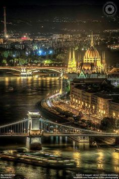 Magical Budapest