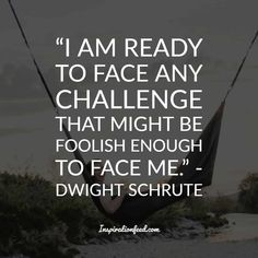 Jaded with everyday office work? Let these funny, awkward, and often sarcastic Dwight Schrute quotes lift you from your slump. Dwight Quotes, Dwight Schrute Quotes, The Office Quotes Dwight, Office Quotes Michael, Michael Scott Quotes, Short Funny Quotes, Funny Inspirational Quotes, Motivational, Year Quotes