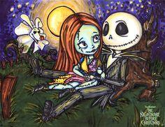 Jack ♡ Sally