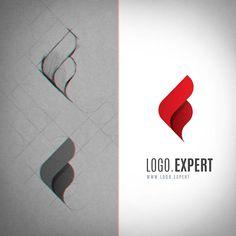 Minimal Logo Design, Logo Design Trends, Best Logo Design, Logo Desing, Graphic Design Lessons, Graphic Design Tutorials, Education Logo Design, Logo Design Services, Fashion Design Inspiration