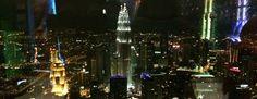 Menara Kuala Lumpur (KL Tower) is one of Kuala Lumpur's most popular landmarks.