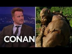 "Robert Kazinsky: ""World Of Warcraft"" Saved My Life - CONAN on TBS - YouTube"