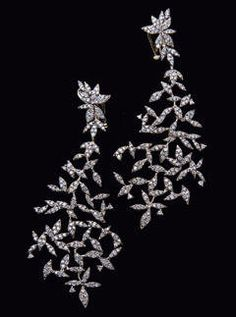H. Stern Nature Earring
