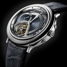 The Manufacture Royale 1770 Flying Tourbillon $58,000