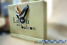 Bolsapubli - Sacs papier luxe