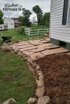 Start this fall for a successful garden next spring!