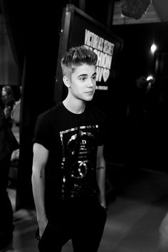 Justin Bieber @Victoria Brown's Secret Fashion Show 2012