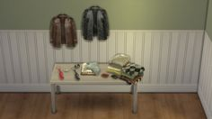 MEN'S WARDROBE at Leo Sims via Sims 4 Updates