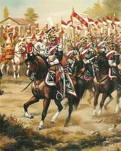 Stanislaw Bodes - Review (detail) Military Diorama, Military Art, Seven Years' War, Free French, Napoleonic Wars, American Civil War, Troops, World War, Battle