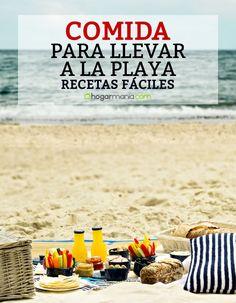 #comida #fácil #playa #verano