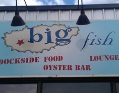Big Fish Calgary Restaurant - This is a delicious seafood restaurant you got to check out! Find it on Edmonton Trail NE in inner city! Calgary Restaurants, Great Restaurants, Oyster Recipes, O Canada, Seafood Restaurant, Big Fish, Places To Eat, Oysters, Trail
