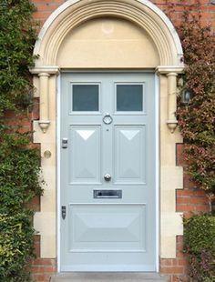 London Doors, Front Door, Victorian / Edwardian Door | All kinds of ...