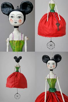 The Constant Gatherer: dolls