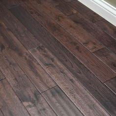 White Oak Chocolate Chunk x Hand Scraped Solid Hardwood Flooring Light Pink Paint, Light Blue Paints, Hardwood Floor Colors, Hardwood Floors, Wood Flooring, Blue Bedding Sets, Waterproof Flooring, Engineered Wood Floors, Types Of Flooring