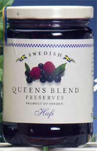 Swedish Queen's Blend Preserves