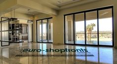 Euro Shop Fronts in #aluminium #windows and #doors, #slidingdoors, sliding windows, #doubleglazedwindows, commercial #shopfront.  http://www.euroshopfronts.com/glazing.php