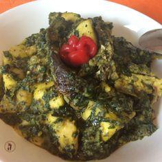 Cocoyam Porridge {aka. Sese Coco}