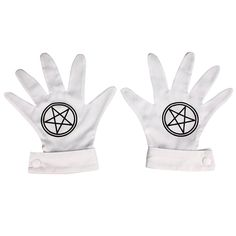 Hellsing Cosplay Accessories Alucard Alucard Pentacle Female Gloves-TV ** Click on the image for additional details.
