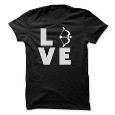 love Archery #shirt #hoodie