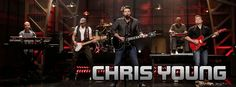 This is CHRIS YOUNG!!!!!