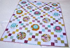 Riley Blake Designs Blog: Project Design Team Wednesday ~ Bonnie Rose Quilt