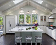 Vaulted Ceiling Lighting   21,609 vaulted ceiling. pendant lights Home Design Photos