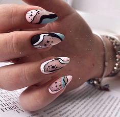 nail art designs for spring ; nail art designs for winter ; Cute Nail Art, Cute Nails, Pretty Nails, Pin Up Nails, Trendy Nail Art, Korean Nail Art, Korean Nails, Best Acrylic Nails, Stylish Nails