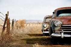 Fotobehang - Oldtimer - Classic Car 8