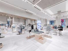 16 Zara Ideas Zara Store Layout Sleek Furniture Design