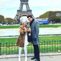 Efsun si Arda la Paris Turkish Actors, Paris, Couple Photos, Couples, Boys, Turkey, Istanbul, Novels, Celebs