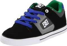 Amazon.com: DC Kids Pure Skate Shoe (Little Kid/Big Kid): DC SHOE CO USA: Shoes