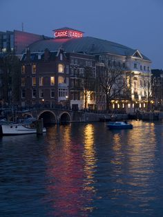 Theater Carré, Amsterdam.