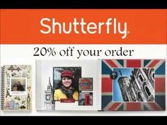 ▶ Shutter Fly Discount Codes -- Save on Gifts & Cards with Shutter Fly Discount Codes. - YouTube