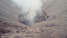 Gunung Bromo in Probolinggo, Jawa Timur...