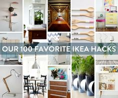 The 100 Best IKEA Hacks of All Time