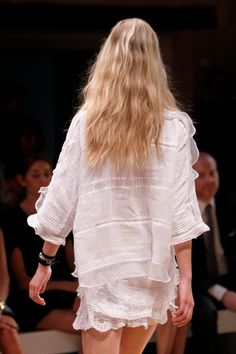 Isabel Marant Spring 2014 RTW - Details - Fashion Week - Runway, Fashion Shows and Collections - Vogue