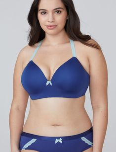 aaaf3ec1ca166 Simply Wire Free Lightly Lined Racerback T-Shirt Bra