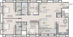 regency era floor plan - Google Search