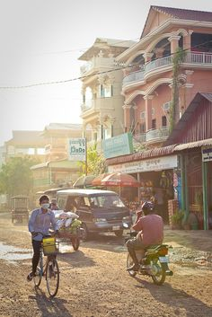 Afternoon Light - Siem Reap, Cambodia